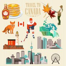 Canada. Canadian Vector Illust...