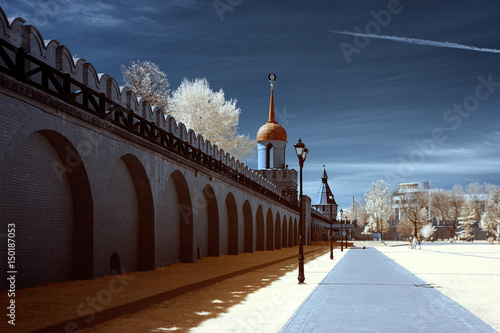 Photographie  infrared