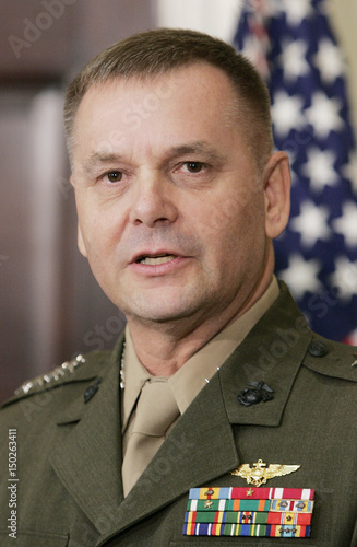 Vice Chairman of the Joint Chiefs, Commander of US Strategic Command