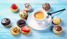 Espresso And Cupcakes