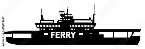 Photo Car Transporter Ferry