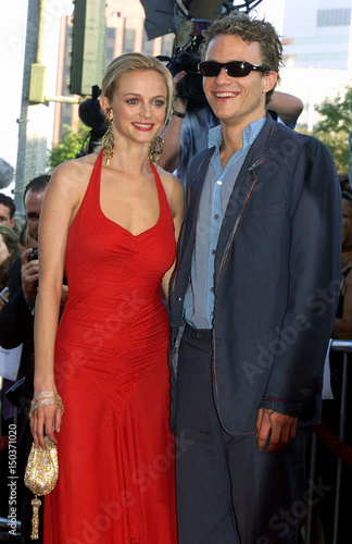 Heather Graham And Heath Ledger