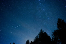 Perseid Meteor Shower In 2016