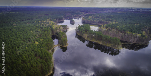 jeziora-i-lasy-z-lotu-ptaka