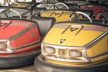 Autos Chocones Parque