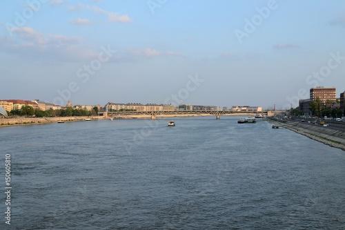 Fotografie, Obraz  Danubio
