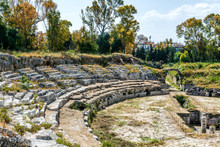 Amphitheater At The Archeologi...