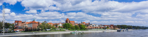 Fotografia Torun city, Poland