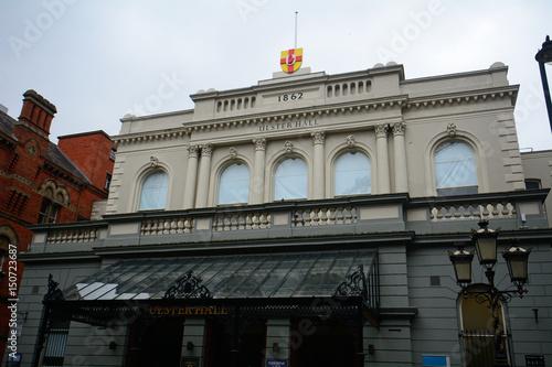 Ulster Hall, Belfast, Northern Ireland Fototapet