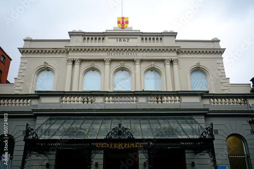Ulster Hall, Belfast, Northern Ireland Tablou Canvas