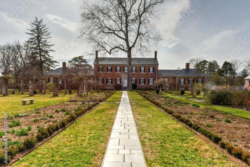 Fotografie, Obraz  Chatham Manor - Stafford County, Virginia