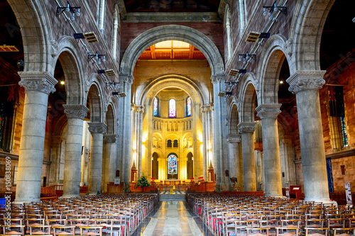 Fotografie, Obraz St. Anne's Cathedral, Belfast, Northern Ireland