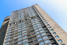 Council Housing High Rise Bloc...