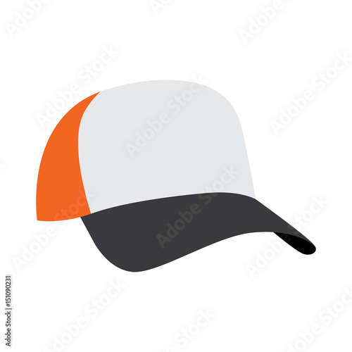 Fotografia  baseball cap icon