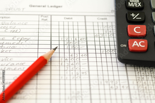 Photo Accounting- General Ledger 2