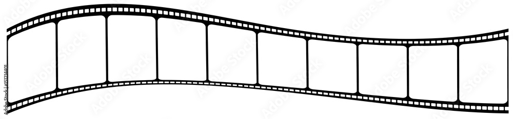 Fototapeta pellicule de film