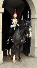 Ausritt Aus Der Admiralität Auf Dem Horse Guard Zum Spektakulären Wachwechsel
