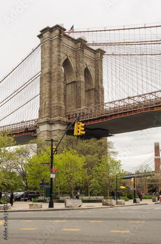 Photo  Brooklyn Bridge and DUMBO