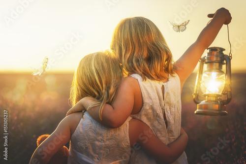 Fotografie, Obraz  Kinder Ferien