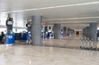leerer Flughafen - Streik, Bombendrohung