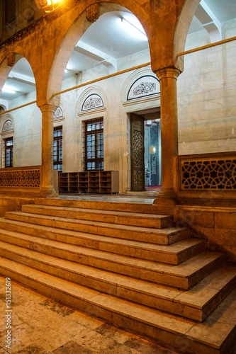Foto  Door to the mosque