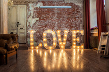 Love Sign Luminous