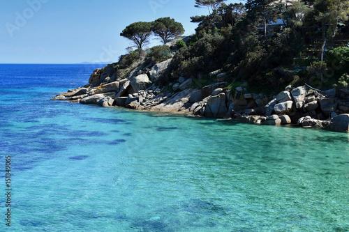 Fotografie, Obraz  Il mare dell'Isola del Giglio
