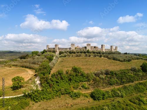 Photo  Monteriggioni