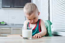 The Child Does Not Want Milk