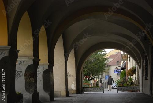 Fototapeta Tarnow, Rynek.