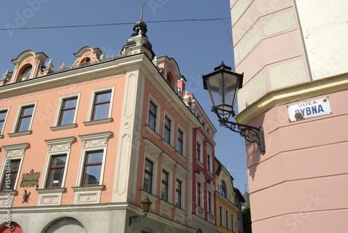 Fototapeta Tarnow, Stare Miasto.