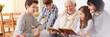 Grandparents and memories