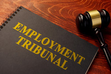 Book With Title Employment Tri...