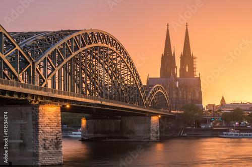 Regnerischer Sonnenuntergang - rainy sunset