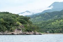 SHORES OF TANGANYKA LAKE, TANZ...