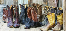 A Group Of Ten Pairs Of Old Co...