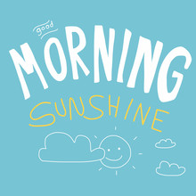 Good Morning Sunshine Vector I...