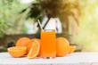 Orange Juice,orange background