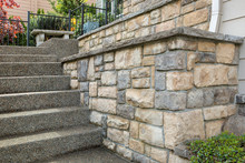 Cultured Stone Work On House F...