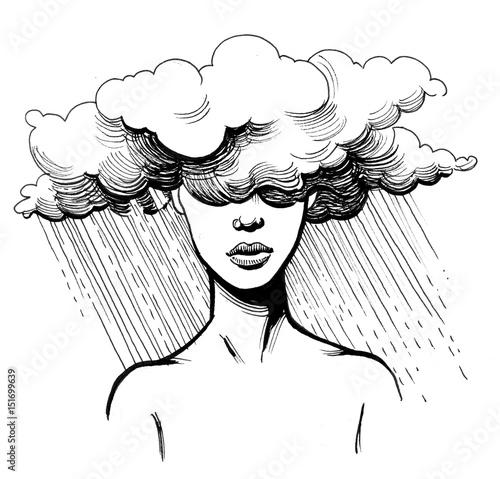 kobieta-w-deszczu