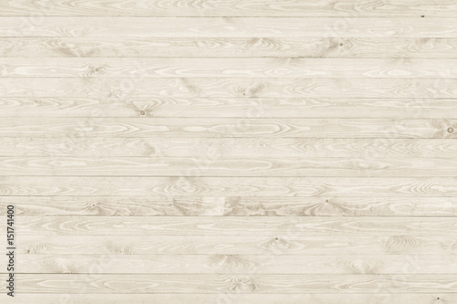 Fototapeta White wood texture background surface with old natural pattern. White grunge surface rustic light wooden table top view obraz na płótnie