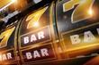 canvas print picture Gold Rush Casino Slots