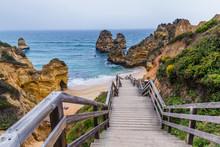 Idyllic Beach Praia Do Camilo,...