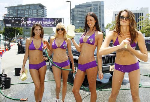 Bikini car wash los angeles
