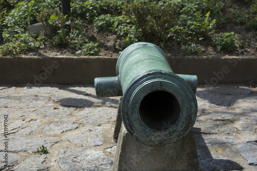 Historic Ottoman Cannon Buy This Stock Photo And Explore Similar