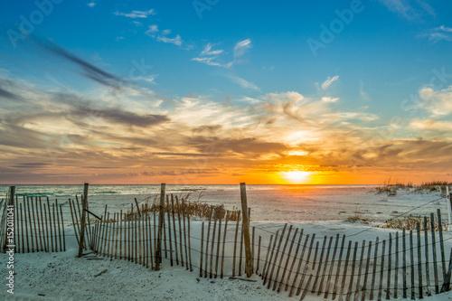 Keuken foto achterwand Kust Pensacola Beach