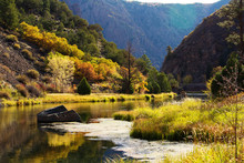 Black Canyon Of The Gunnison P...