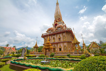 Buddhist Temple Wat Chalong In...