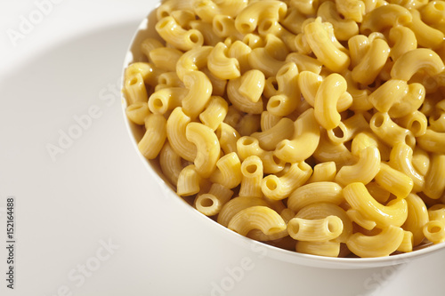 Photo  Macaroni and Cheese, the classic American pasta dish