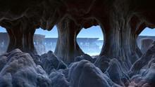 Sculpted Cavern